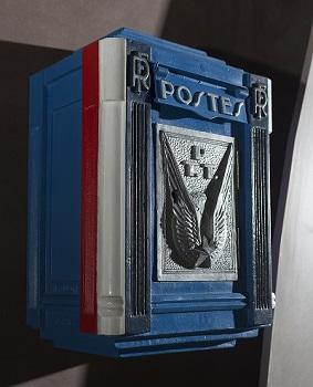 ancienne boite postale