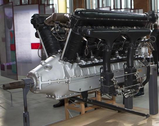 moteur d'avion potez 25