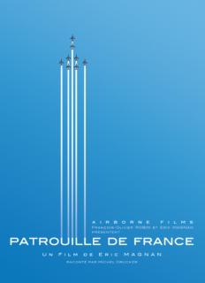 Affiche Patrouille de France