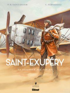 couverture BD Saint-Exupéry